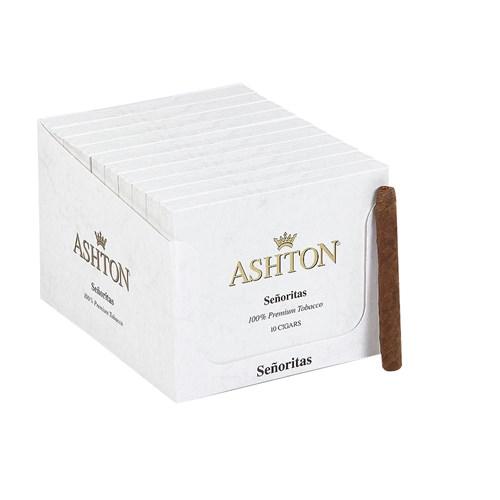 Ashton Cigars Senoritas – Natural