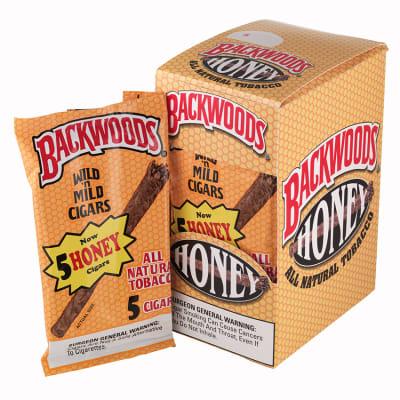Backwoods Honey 8/5