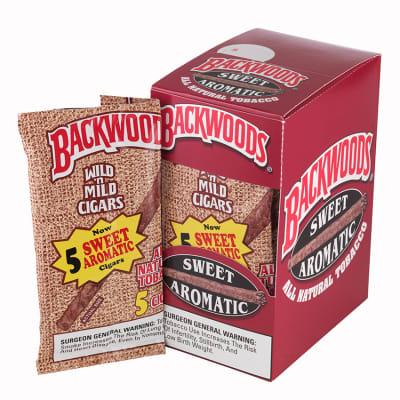 Backwoods Sweet Aromatic 8/5