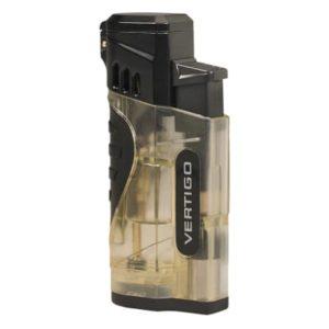 Verigo Stinger Quad Flame Lighter Clear